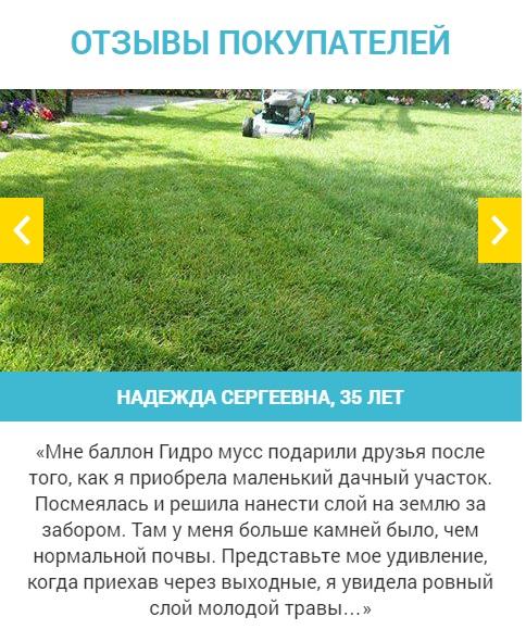 жидкий газон купить в леруа