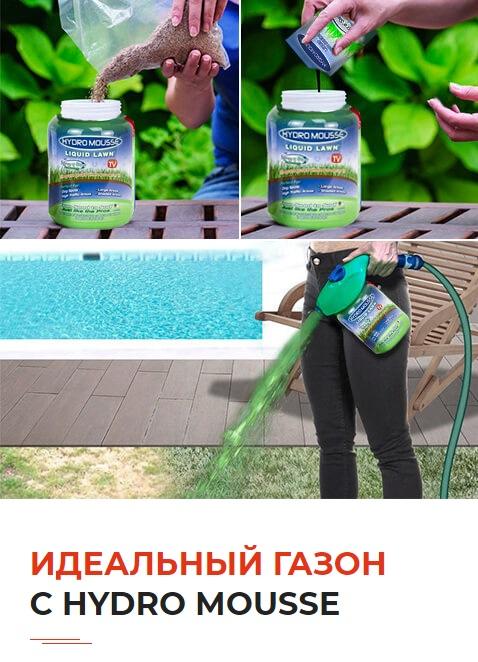 жидкий газон Артем